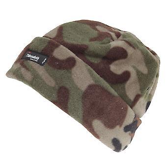 Kinder/Kids Camouflage Muster Beanie Mütze