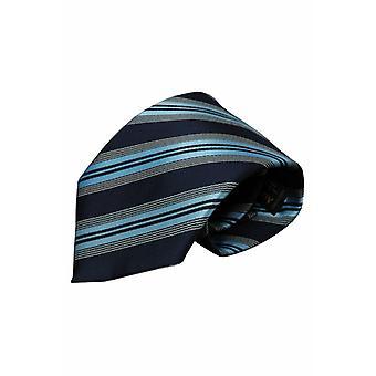 Cravatta blu Valdorno 01