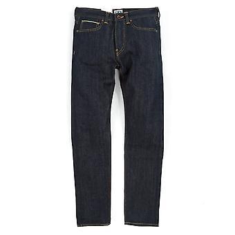 Edwin Jeans Ed-80 Slim Tapered 63 Rainbow Selvedge Denim - Unwashed