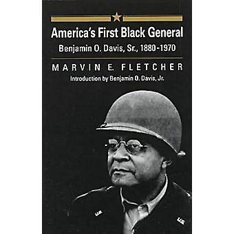 Primer General negro de Estados Unidos - Benjamin O.Davis - Sr. - 1880-1970 (Ne