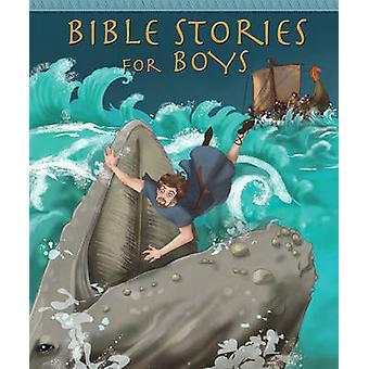 Biblische Geschichten für Jungen von Peter Martin - Simona Bursi - 9780745963709