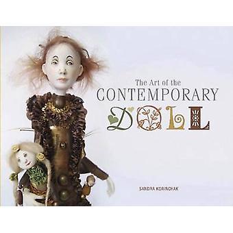 L'Art de la poupée contemporaine par Sandra Korinchak - 9780764348600