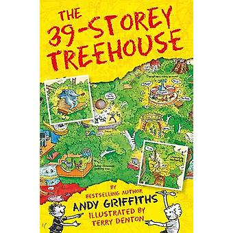 La casa del árbol 39 pisos (principal mercado Ed.) por Andy Griffiths - Terry D