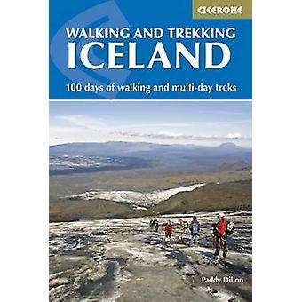 Wandel- en trektochten in IJsland (2e herziene editie) van Paddy Dillon
