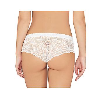 Bestform 7453 Women's Pampelune Solid Colour Lace Knicker Shorties Boyshort