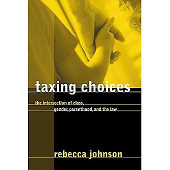 Taxer les choix