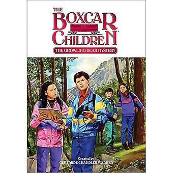De grommende Bear mysterie (Boxcar kinderen)
