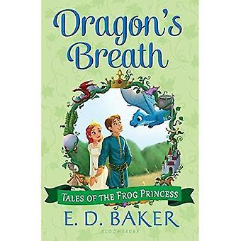 Dragon's adem (Tales van de kikker prinses)