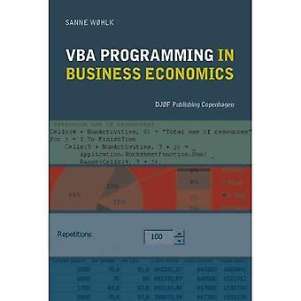VBA Programming in Business Economics