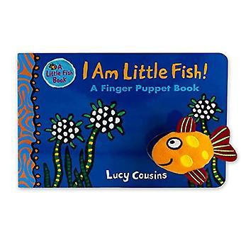 ¡Yo soy poco pez! un libro de marionetas de dedo [libro]