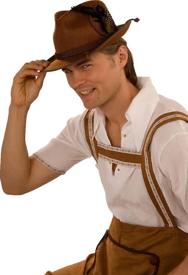 Shoppailupaikoista Hat ruskea kaikille