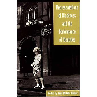 Representationer av svärta och utförandet av identiteter genom Rahier & Jean Muteba
