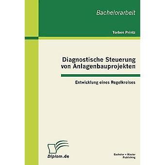 Diagnostische Steuerung Von Anlagenbauprojekten Entwicklung Eines Regelkreises di Printz & Torben