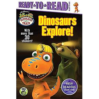 Dinosaurs Explore! (Dinosaur� Train)