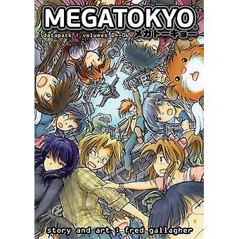 Megatokyo Omnibus Volume 2 - Volume 2 by Fred Gallagher - 978150670188