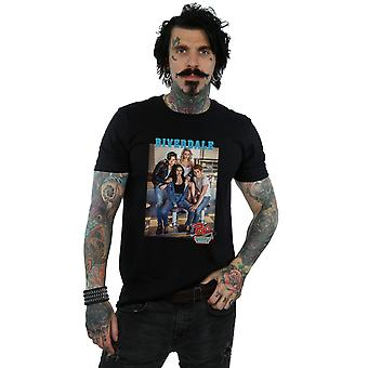 Riverdale Men's Pops Group Photo T-Shirt