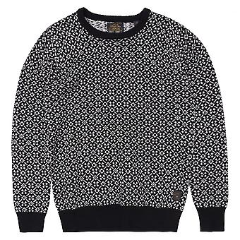 Scotch & Soda Crew Pull Knit Sport Pullover