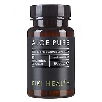 KIKI Health Aloe Pure Vegicaps 20