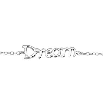 Unelma - 925 Sterling hopea ketjun rannekorut - W16746x