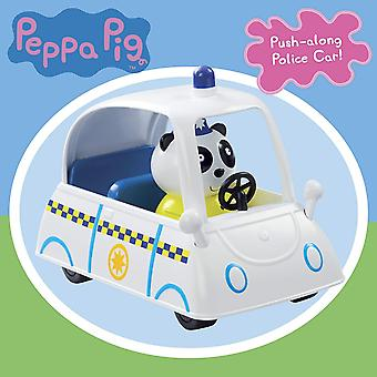 Peppa Pig Vehicles - Coche de policía