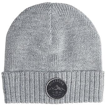 Billabong gebreide manchet Beanie ~ Ridge Polar Grey