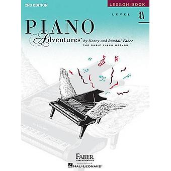 Faber Piano Adventures - Lesson Book - Level 3A (Revised edition) - 978