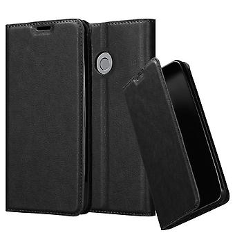 Cadorabo case for ZTE Nubia Z11 MINI S case case cover - mobile phone case with magnetic clasp, stand function and card compartment – Case Cover Protective case Case Bag Book Folding Style