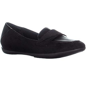 Bare Traps Womens Juliya Cuir Closed Toe Loafers