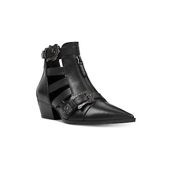 Nine West Womens Carrillo Pointed Toe Ankle Fashion Boots