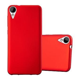 Custodia Cadorabo per HTC 10 LIFESTYLE / DESIRE 825 Case Cover - Custodia per cellulare in silicone TPU flessibile - Custodia protettiva in silicone Ultra Slim Soft Back Cover Bumper