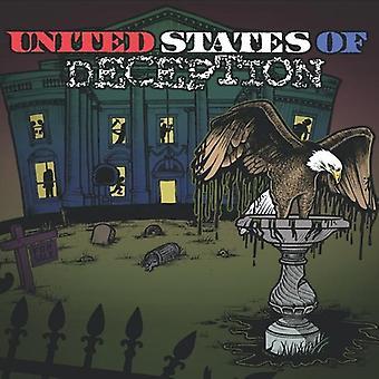 Vereinigte Staaten von Täuschung - United States of Deception [CD] USA import