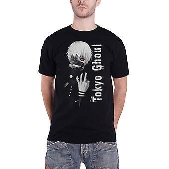 Tokyo Ghoul T Shirt Embracing Evil Haise Sasaki new Official Manga Mens Black