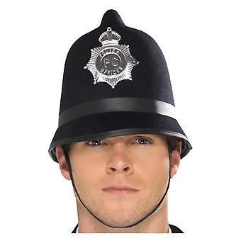 Mens Polizei Hut Kostüm Zubehör