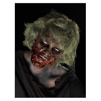 Halloween Zombie Make-Up Kit (One Size)