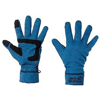 Jack Wolfskin mens & Womens Skyland touchscreen handskar