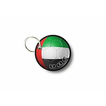 Cle Cles Key Brode Patch Ecusson Flag Balloon Flag Foot United Arab Emirates