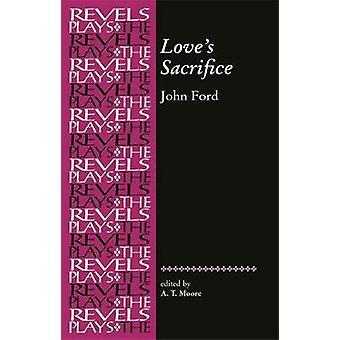 كتاب تضحية الحب أ. ت. مور-جون فورد-9780719078286