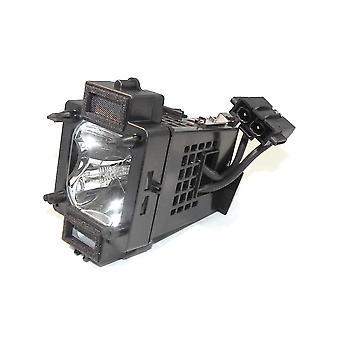 Premium Power TV Lamp With OEM Bulb Compatible With Sony F-9308-870-0