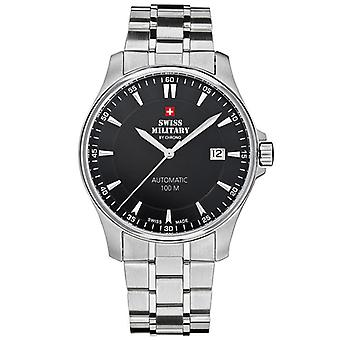 Swiss Military SMA34025.01 Automatic 40mm 10 ATM