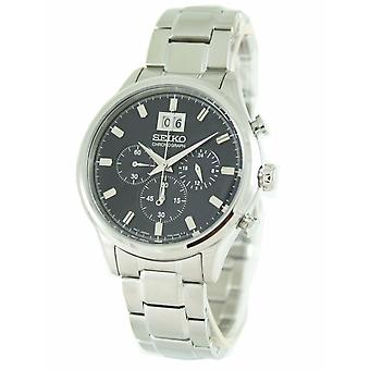 Reloj Seiko Neo Classic Chronograph SPC081 SPC081P1 SPC081P Men's