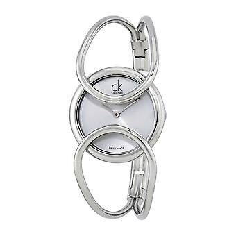 Calvin klein kobiety's zegarek, szary m1116