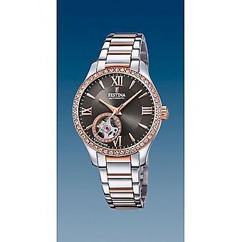 Festina - Wristwatch - Дамы - F20487/2 - Автоматическая