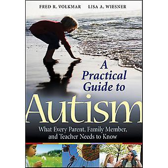 En praktisk guide til autisme av Fred R. VolkmarLisa A. Wiesner
