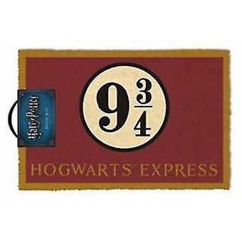 Harry potter - platform 9 & 3/4 doormat