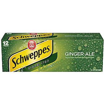 Schweppes Gingerale-( 355 Ml X 12 Cans )
