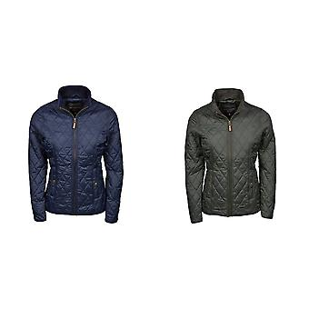 Tee Jays Womens/Ladies Richmond Diamond Quilted Jacket