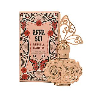 Anna Sui La Nuit De Boheme Eau de Toilette Spray 30ml