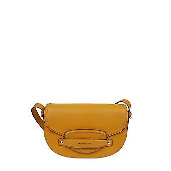 Michael Kors Original Women All Year Crossbody Bag - Yellow Color 32540