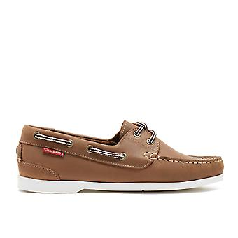 Chatham Women's Willow Leather Boat Shoes