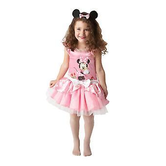 Minnie Mouse rosa Ballerina. Größe: Kleinkind